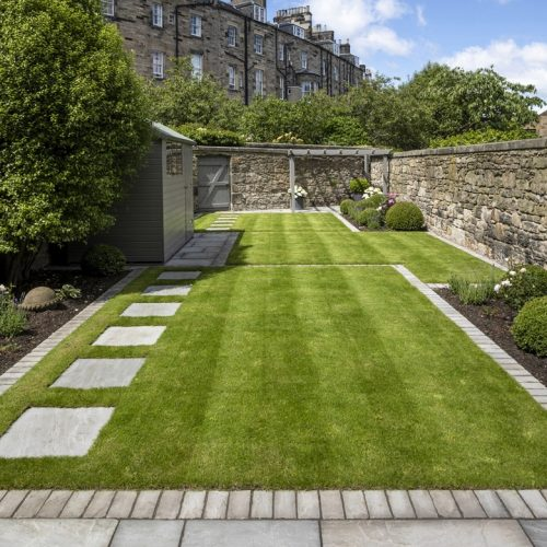 Eton Terrace, Edinburgh